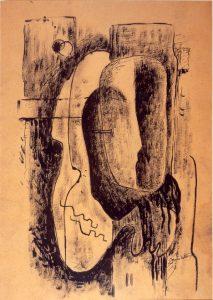 tableau-jean-villeri-portrait-rené-char-1937