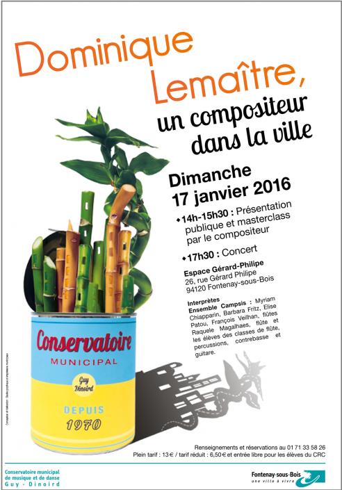 2016-01-17-affiche-concert-dominique-lemaitre-ensemble-campsis-francois-veilhan-flutiste-paris-france
