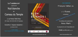 2017-10-07-affiche-concert-festival-nuit-blanche-futur-composé-francois-veilhan-flutiste-paris-france