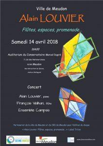 2018-04-14-affiche-concert-alain-louvier-ensemble-campsis-francois-veilhan-flutiste-paris-france