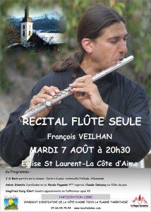 2018-08-07-affiche-concert-la-plagnefrancois-veilhan-flutiste-paris-france
