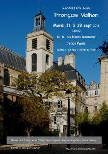 2018-09-11-affiche-concert-francois-veilhan-flutiste-paris-france