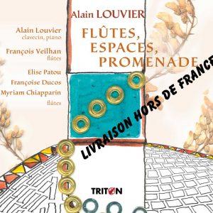 couverture disque Louvier