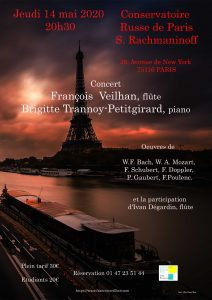 2020 05 14 concert flute et piano Paris